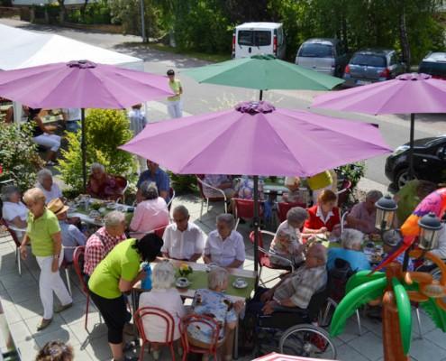 Impressionen vom Sommerfest 2013